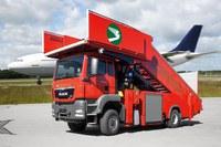 Rettungsbühne Turkmenistan RGB