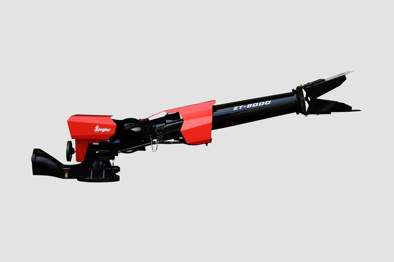 Z-Turret 8000 water foam pipe rs red web