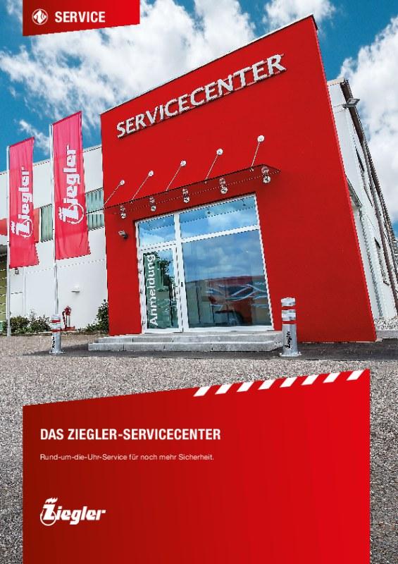 Das Ziegler-Servicecenter