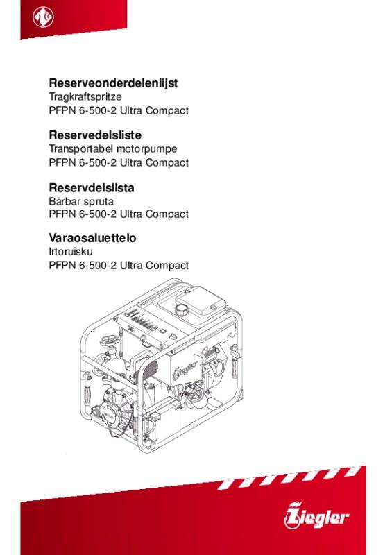 PFPN 6-500-2 Ultra Compact