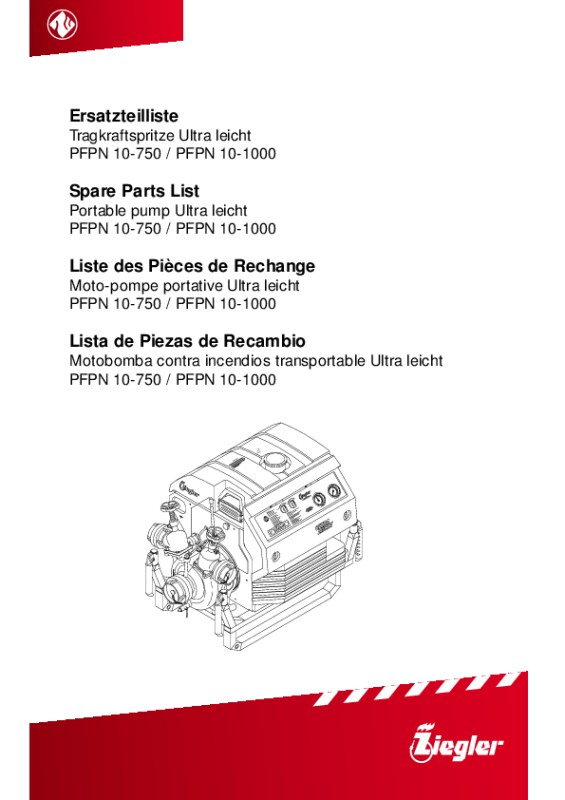 PFPN 10 1000 Ultra Leicht